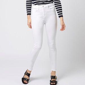 TOPSHOP Moto Jaime High Waisted Jeans